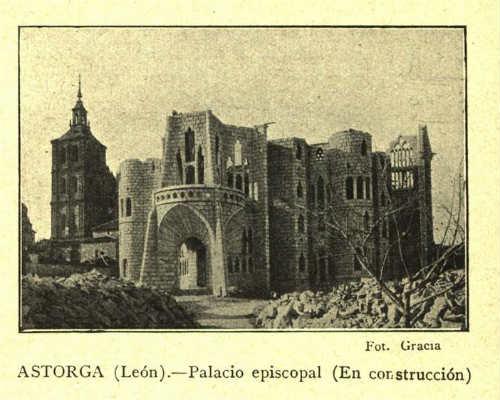 palacio gaudi