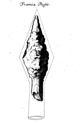 Punta de Lanza - Ilustraciones del Libro de Chiflet