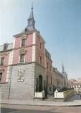Fachada del Museo del Ejército en Madrid