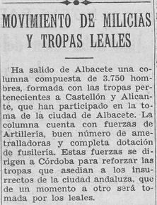 """""""Hoja Oficial del lunes""""(27/07/1936)"""