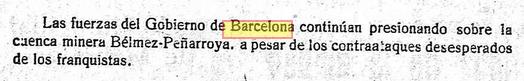 La Voz de Menorca : diario republicano Año XXXIV Número 10054 - 1939 enero 14