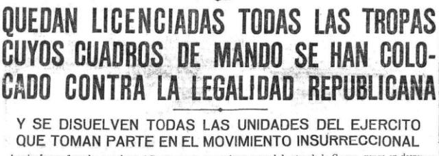 El Liberal (Madrid 19/07/1936)