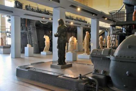 Sala de Máquinas (Foto: Web Oficial)