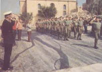 últimas tropas británicas en Malta