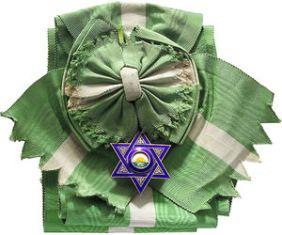 Order-of-Mehdauia-Grand-Cross