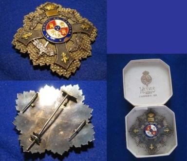 modelo medalla