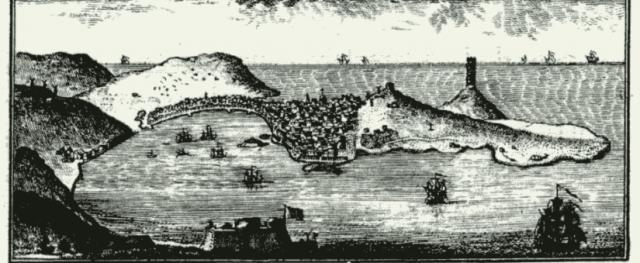 Antiguo Puerto de A Coruña