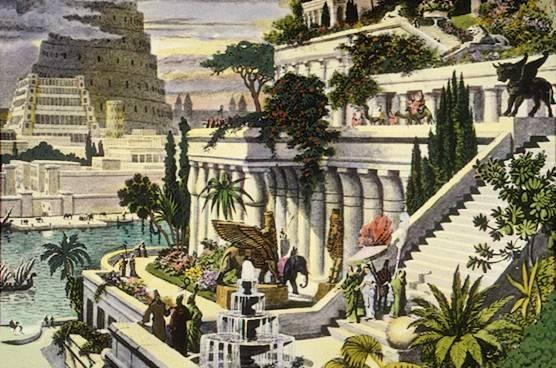 7 maravillas mundo antiguo