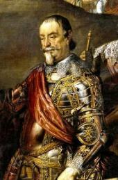 Alvaro de Bazán-Benavides, hijo de Álvaro de Bazán -el joven-