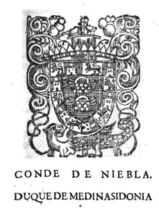 Armas Medina Sidonia
