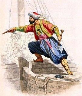 pirata turco berberisco