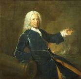 Almirante Charles Stewart, embajador en la corte del Muely en 1721