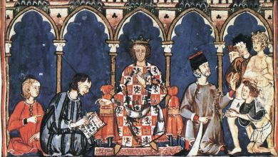 "Photo of Principales conquistas de Alfonso X ""El Sabio"""