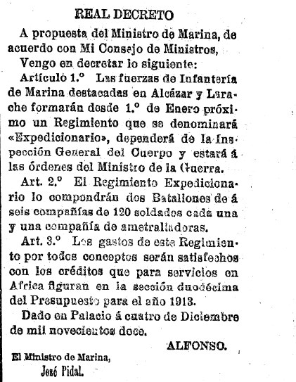 1912-creacion