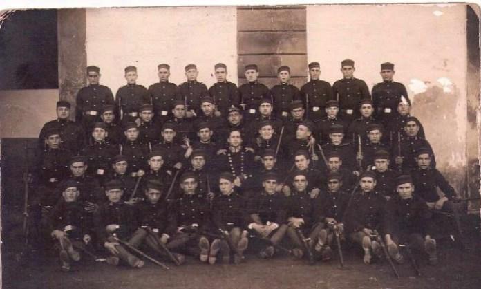 Infantes de Marina en África (1925)