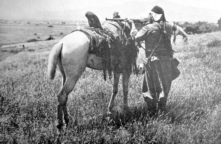 askari de la Mehal-la (años 30)