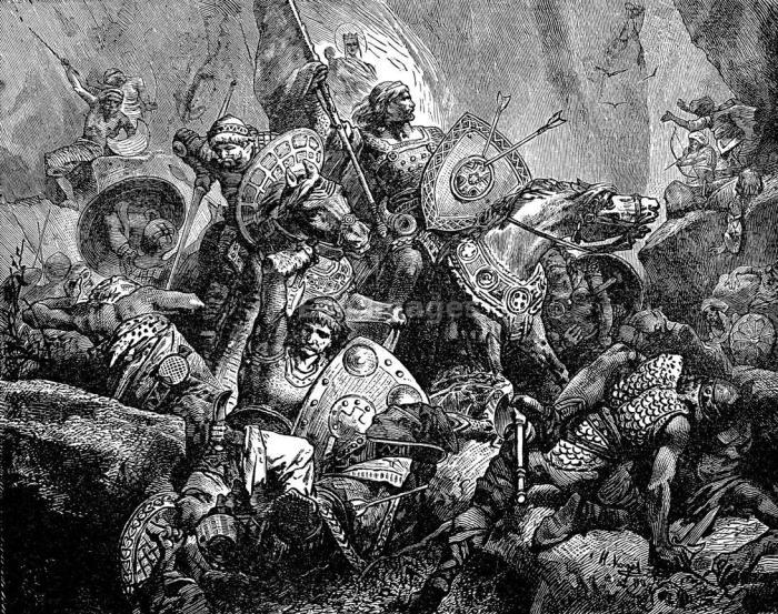 batalla roncesvalles bernardo