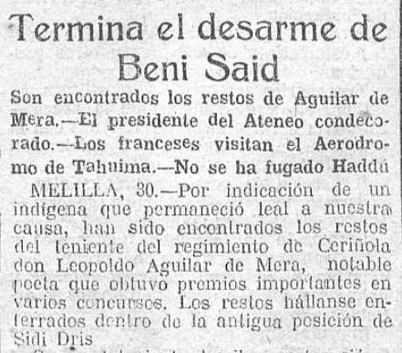Leopoldo Aguilar de Mera