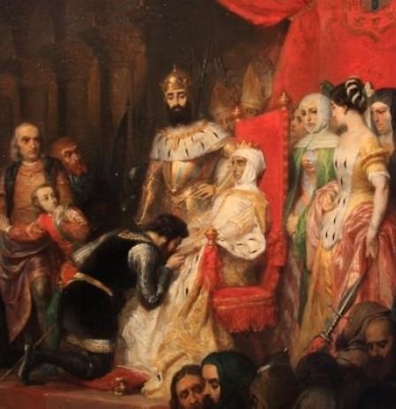 Inés de Castro, coronada después de muerta