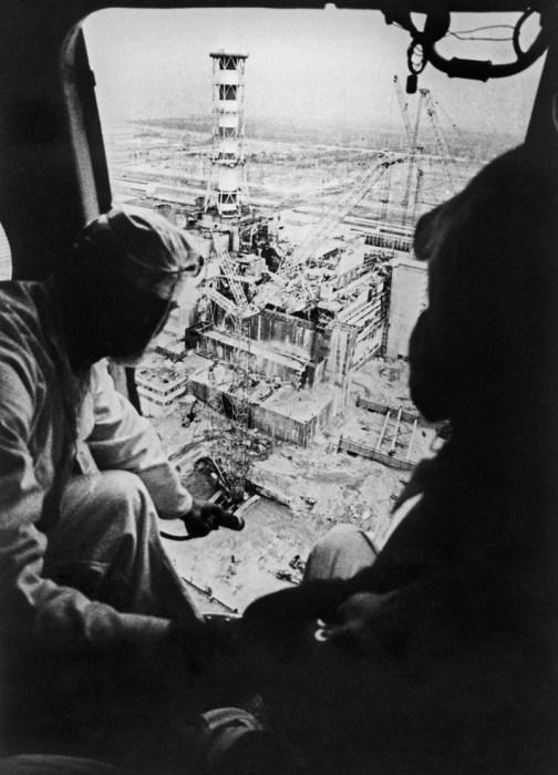 Chernobil desastre