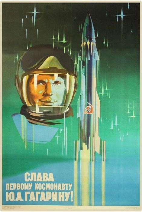 yuri gagarin cosmonauta