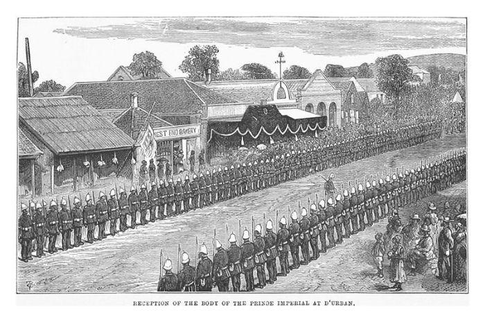 napoleon africa zulú