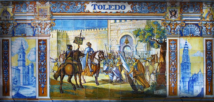 Alfonso VI Toledo