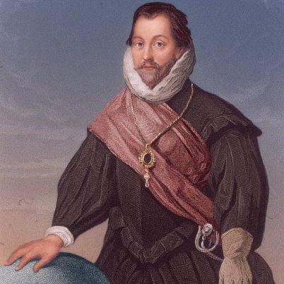 El Pirata Francis Drake