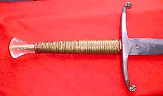 espada Stalingrado