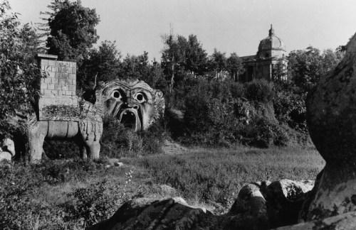 Fotografía actual de El Parque de los Monstruos