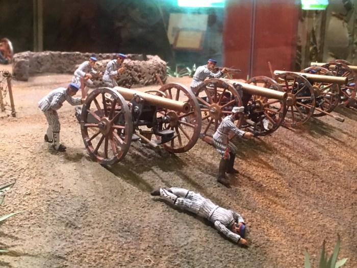 royo guiloche sidi africa artilleros