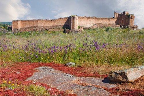 Castillo de Montalbán. Posiblemente la más importante encomienda de la Orden del Temple en Castilla.