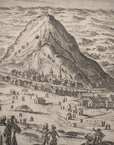 El Cerro del Potosí 1685