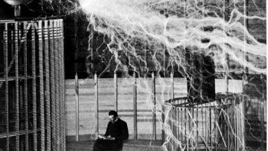 """Photo of La """"tumba"""" de Nikola Tesla"""