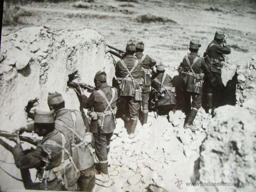 Tercio de Extranjeros 1921