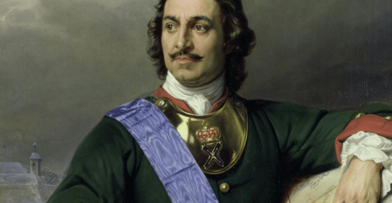Pedro I Alekséievich o Pedro I de Rusia, apodado Pedro el Grande