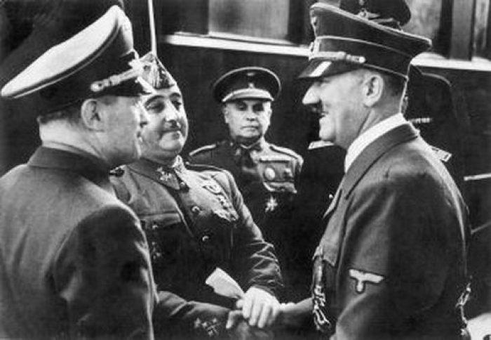 nazis españa