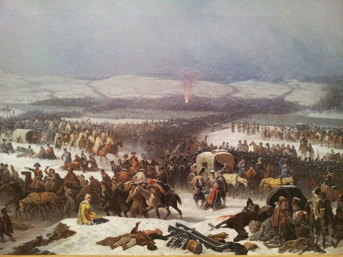 Napoleón Rusia