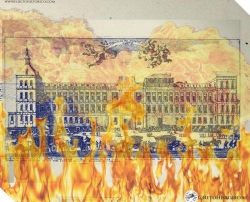 incendio alcazar madrid