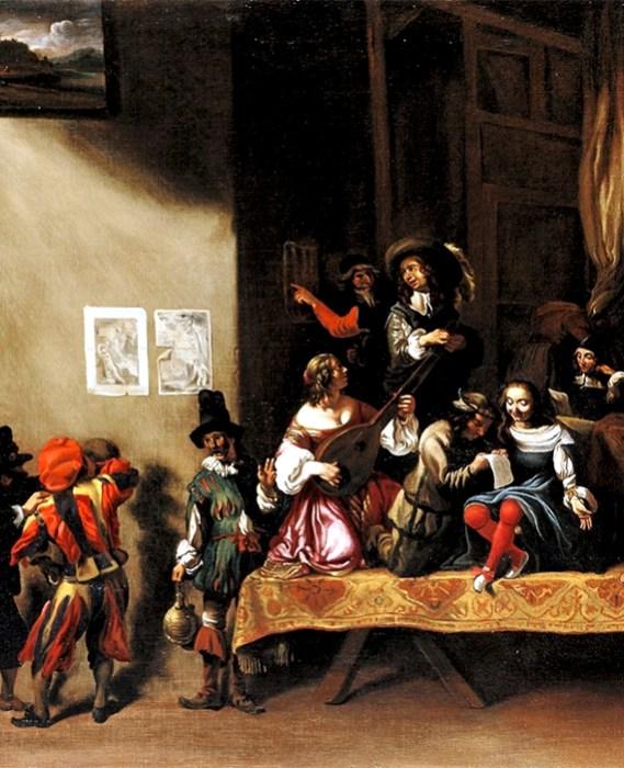 teatro siglo de oro Comedia del Arte