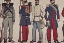 soldado tres ejercitos