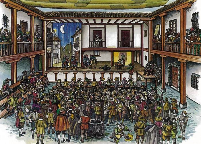 teatro siglo de oro