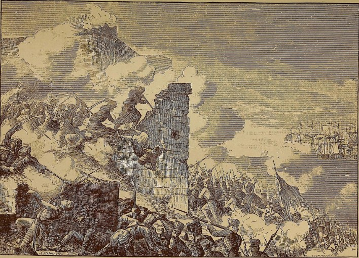Batalla monte tabor napoleon turquia