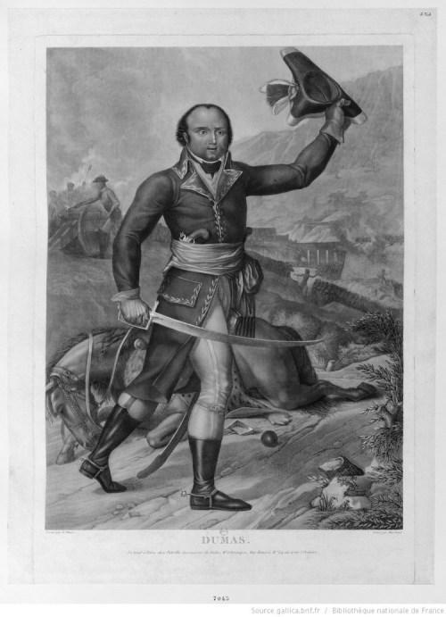 General alexandre dumas