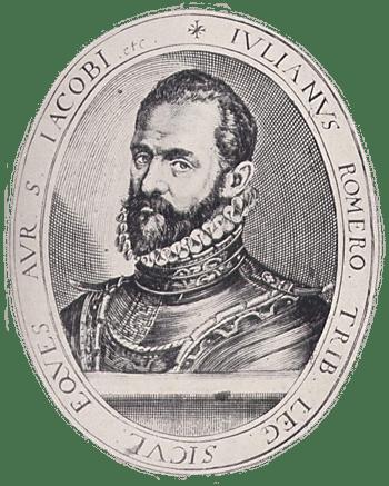 julian romero grabado
