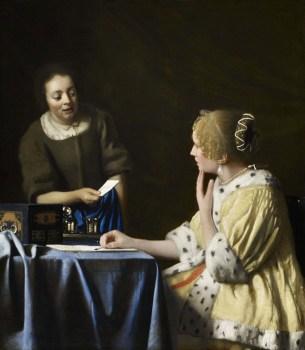 vermeer pintor