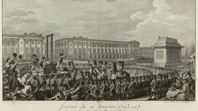 Photo of El primer hombre que murió en la guillotina
