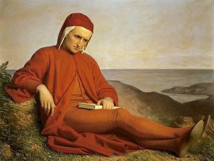 Cuando Dante fue condenado por corrupción