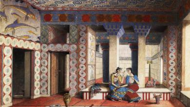 Photo of Los palacios Minoicos