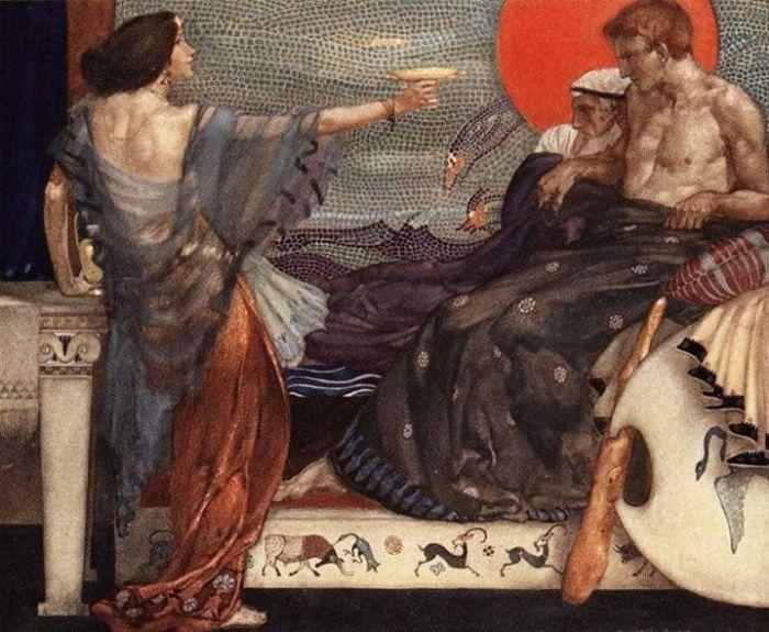 mar egeo grecia mitologia